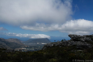 Houtbay from Contantia Corner